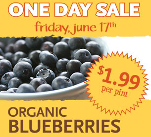 blueberries at whole foods sale