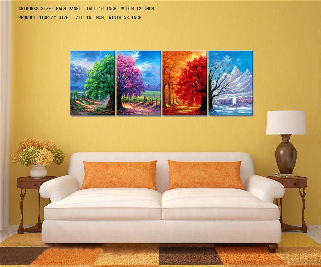 Outstanding Seasonal Wall Art Pictures - The Wall Art Decorations ...