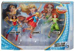 DC Super Hero Girls Triple Team Collection Dolls 3 Pack 1
