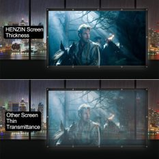 120 Inch Projection Screen 4