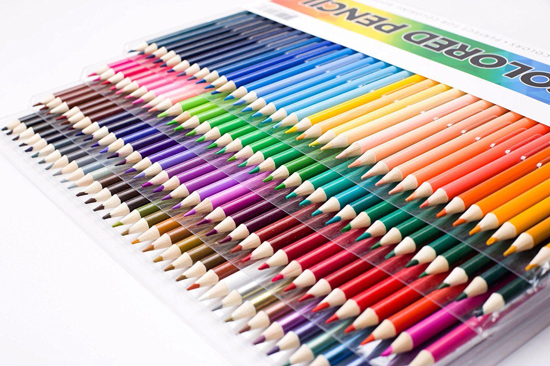 136 Colored Pencils 3