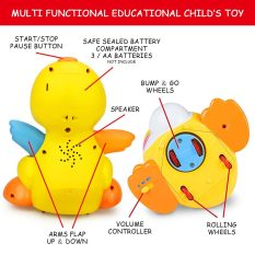 Baby Toys Musical Dancing and Singing Duck Toy 5