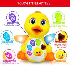 Baby Toys Musical Dancing and Singing Duck Toy 6