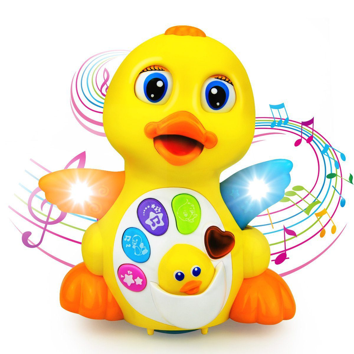 Baby Toys Musical Dancing and Singing Duck Toy