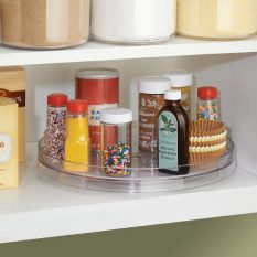 Cabinet Turntable - Organizer Tray for Kitchen Pantry or Countertops 3