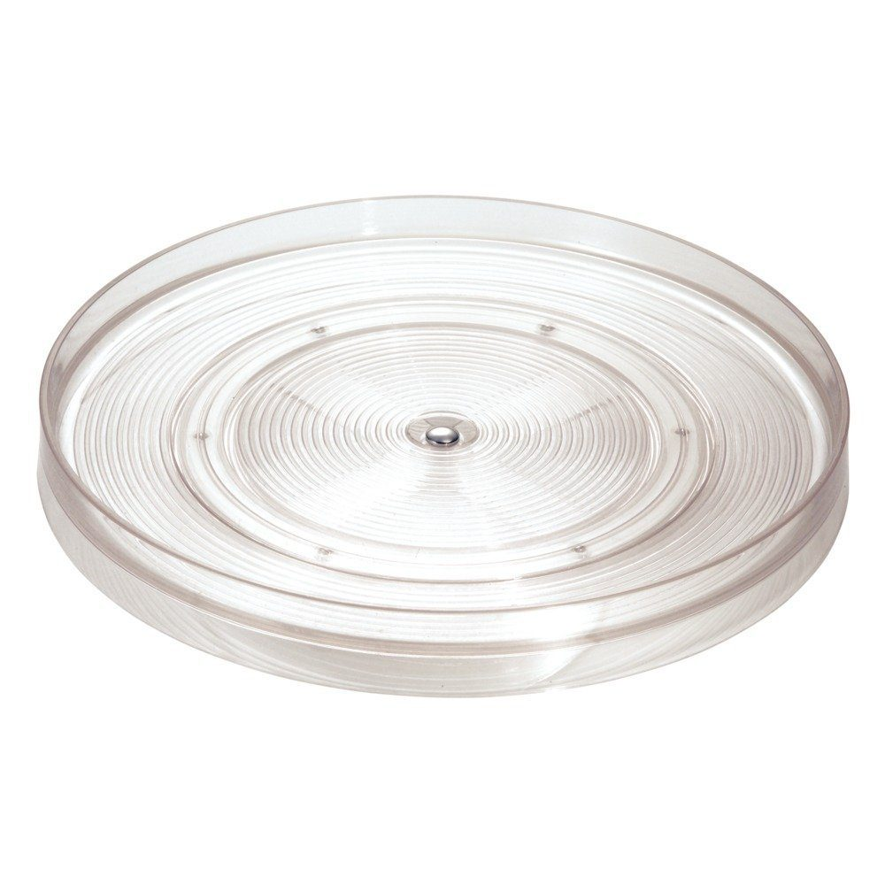 Cabinet Turntable - Organizer Tray for Kitchen Pantry or Countertops