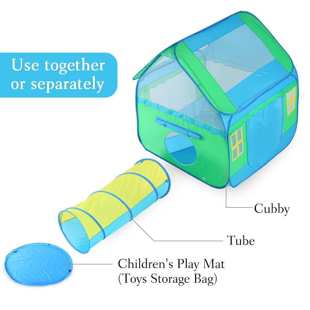Large-Kids-Play-Tent 4