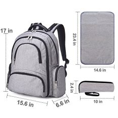 Multi-functional Nappy Bags 3