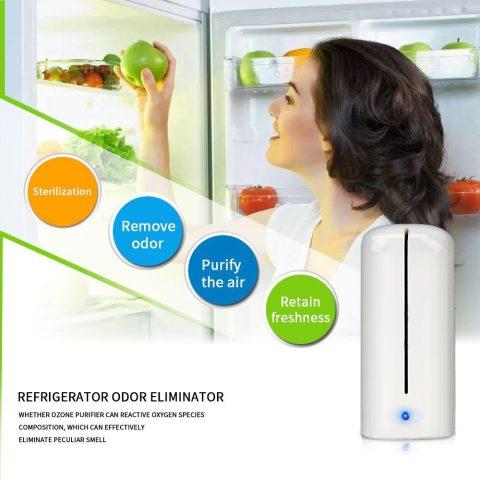 Deals Finders | Amazon : Ozone Refrigerator Purifier Fridge