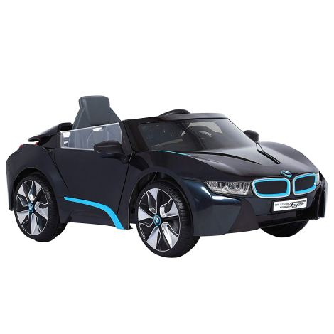 Deals Finders Amazon Bmw I8 6 Volt Battery Powered Ride On Black