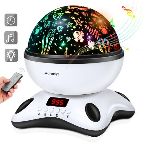 Baby-Night-Star-Projector