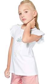 Girl Lightweight Short Sleeve T Shirt 2