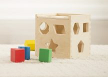 Wooden Toy With 12 Shapes 4