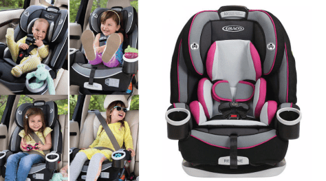 Deals Finders | Graco 4-in-1 Convertible Car Seat Only $134.99 ...