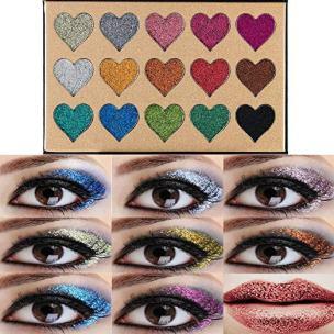15 Colors Makeup Powder 1