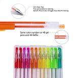 Glitter Gel Pens 3