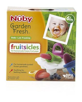 Nuby-Garden-Fresh-Fruitsicle-Frozen-Pop-Tray 2