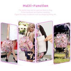 Pink Diaper Bag 5