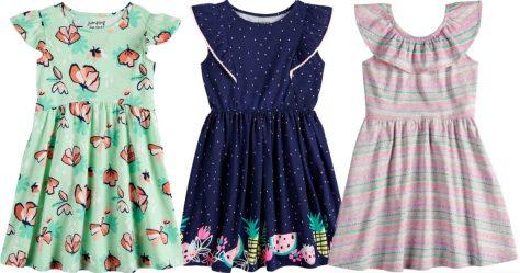 Deals Finders Kohl S Cardholders Girls Dresses As Low As 5 55