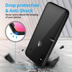 2 in 1 Compatible with iPhone X Protection Set 2