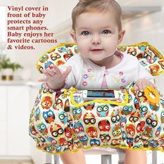 2-in-1 Shopping Cart Cover 4