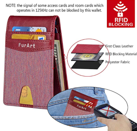 2018-09-16 14_45_28-Amazon.com_ RFID Credit Card Holder FurArt Bifold Slim Wallet-Minimalist Front P 2