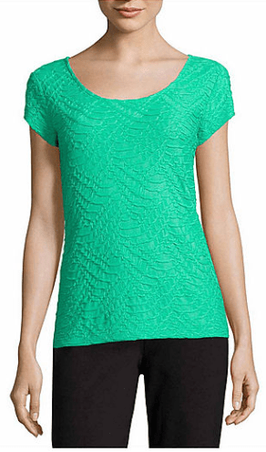 2018-09-20 21_32_55-Liz Claiborne Short Sleeve Crew Neck T Shirt Womens Talls JCPenney.png
