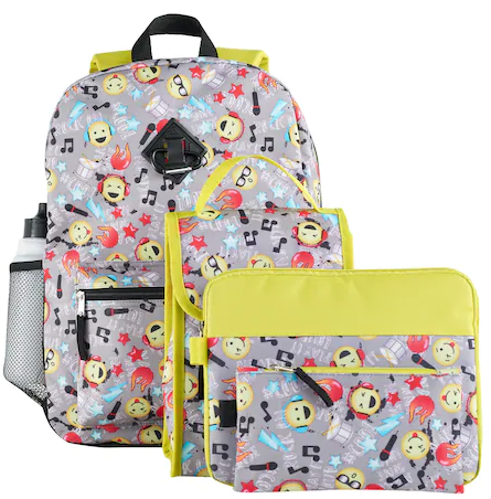 5 Piece Kid's Backpack 1
