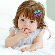 50 Pcs Baby Girls Hair Clips 1