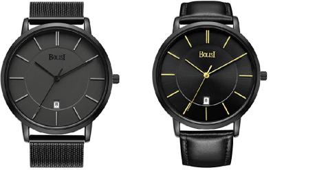 BOLISI-Mens-Womens-Watches-Ultra-Thin-Classic