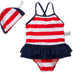 Baby Girls Large Swimsuits