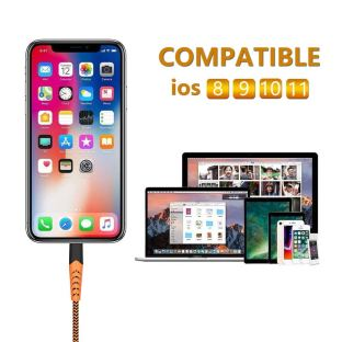 Charging Cable 4 Pack 6