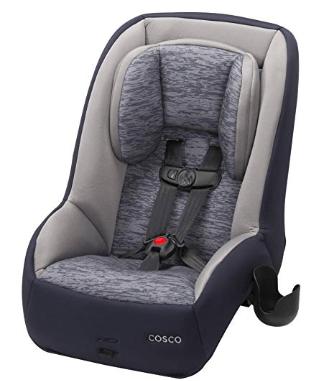 Convertible Car Seat, Heather Navy
