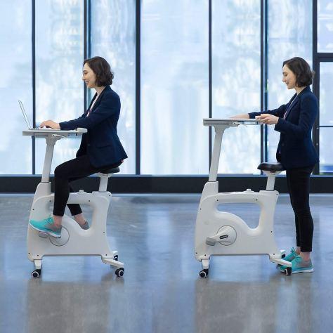 Desk Bike 1