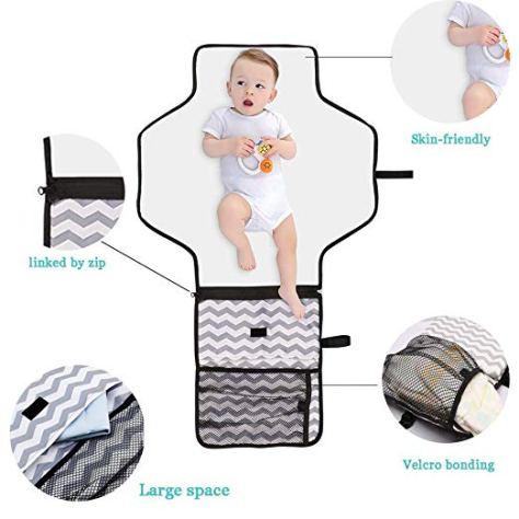 Diaper Changing Pad Kit 2