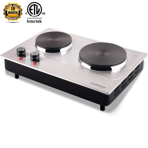 Double Electric Burner 1