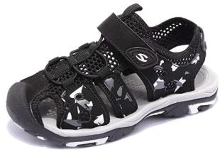 GUBARUN Kids Sport Sandals Closed Toe Boys Lightweight Athletic Bea 3