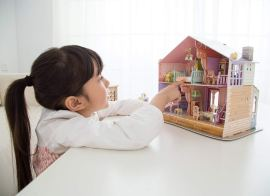 Kids House 3D Puzzle Toys 1