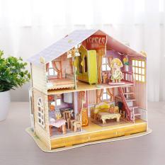 Kids House 3D Puzzle Toys 2