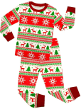 Kids Pjs Pants Set 3