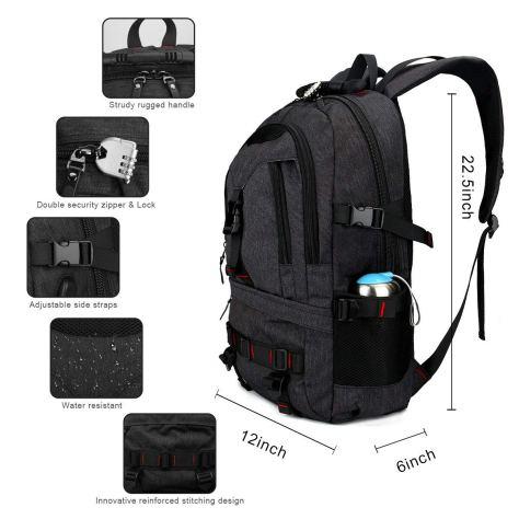 Large Laptop Backpack 1