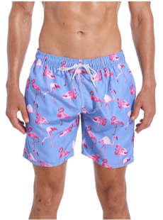 Men's Quickly Drying Board Shorts 1