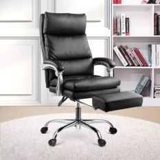 Office Chair with Footrest Amazon 1