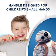 Oral-B Kids Battery Powered Electric Toothbrush 1