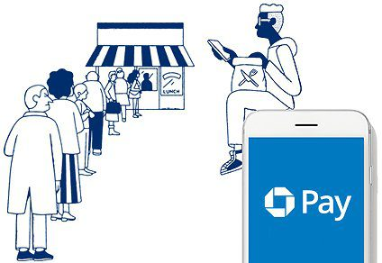 Order Ahead & Pay via Chase Pay App