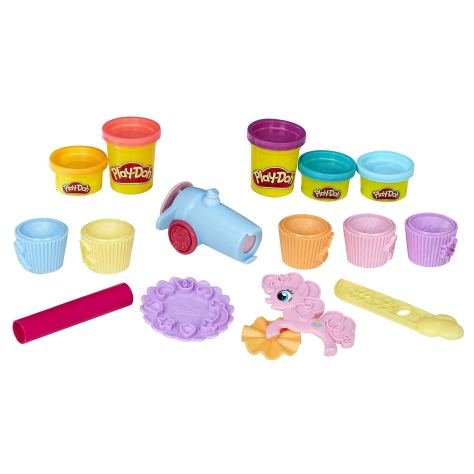 Play-Doh My Little Pony Pinkie Pie Cupcake Party 1