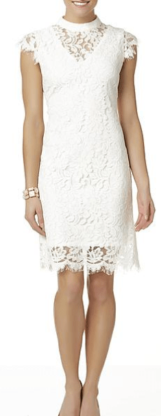 Sear's lace dress 3