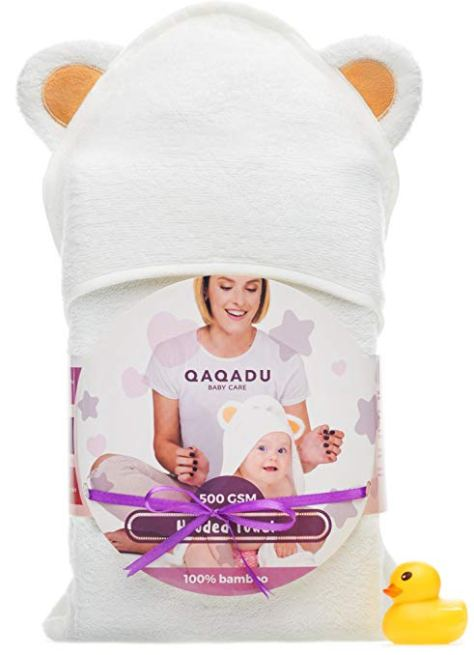 Animal Hooded Towel