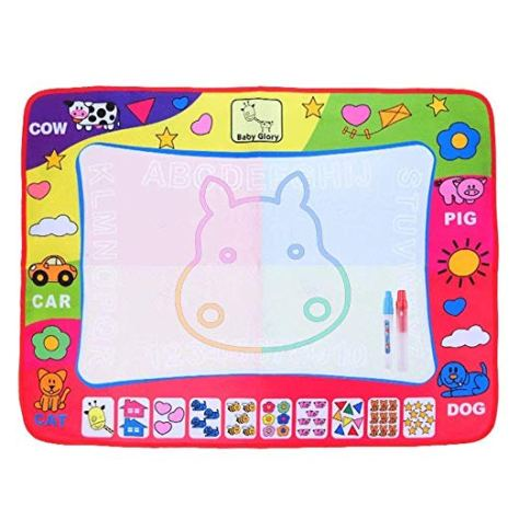 Doodle Pad Water Drawing Mat Large Board Magic Pen.jpg
