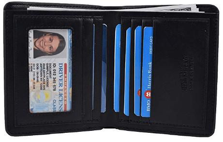 Mens Wallets 3pcs Sets 2